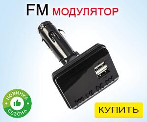 FM модуляторы купить оптом