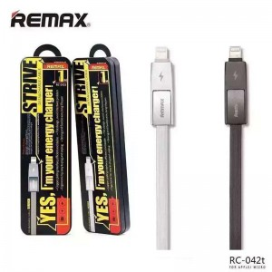 USB cable 2 в 1 REMAX Shadow RC-042 для iPhone 7 / micro USB